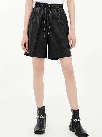 Waist Drawstring Short Pants