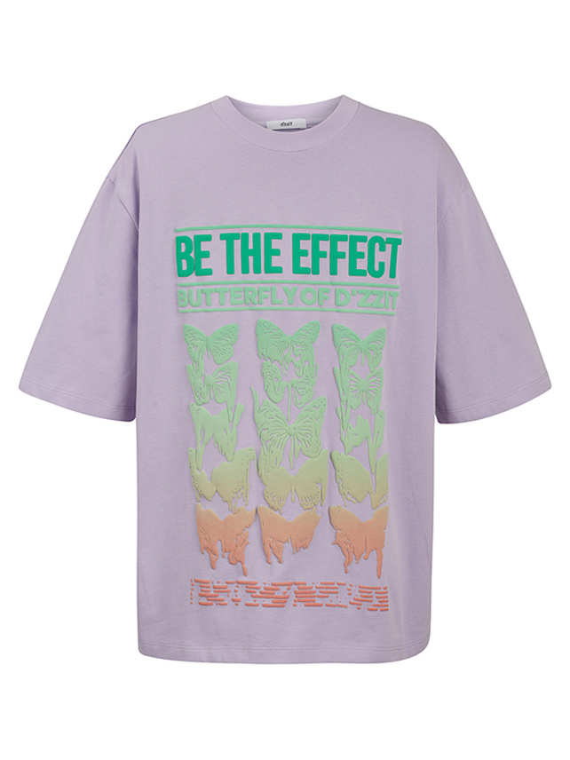 Gradation Butterfly T-Shirt